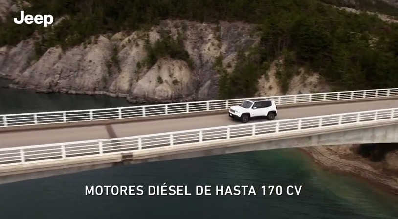 cancion anuncio jeep renegade - las canciones de la tv